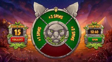 Big Cat King Megaways slot machine review from Blueprint