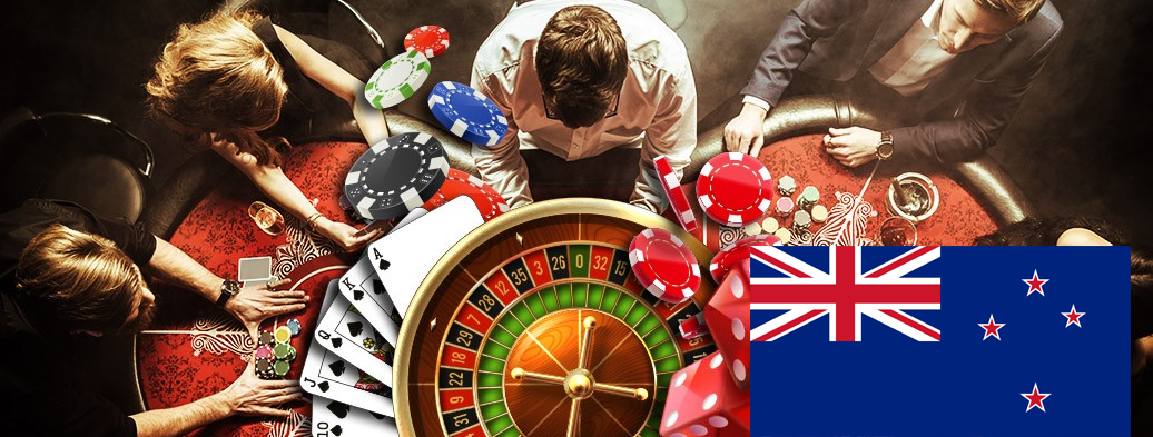 Online gambling guide New Zealand