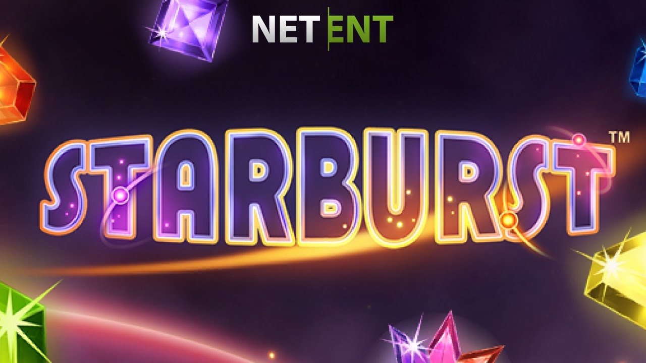 Starburst slot machine review from NetEnt